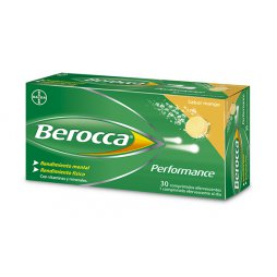 Berocca Performance Mango 30 Comp