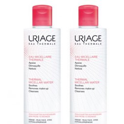 Uriage Agua Micelar Piel con Rojeces Pack