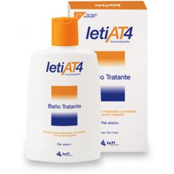 Leti At4 Baño Tratante  200 ml
