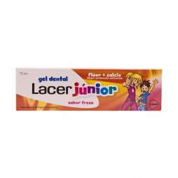 Lacer Gel Junior Fresa
