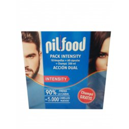 Pilfood Pack Intensity