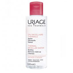 Uriage Agua Thermal Micelar Rojeces 500ml