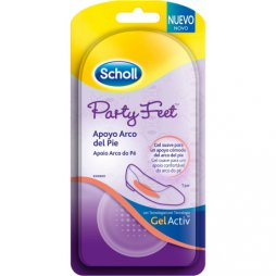 Dr Scholl Plantilla Arco Pie Party Feet
