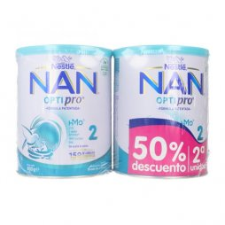 Nestle Nan 2 Optipro Pack 2X800gr