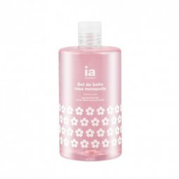 Interapothek Gel Baño Rosa Mosqueta 750ml