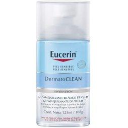 Eucerin DermatoClean desmaquillante ojos 125ml