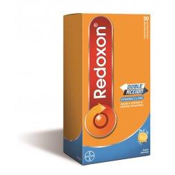 Redoxon Doble Acción Vitamina C y Zinc 30 comprimidos