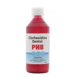 Phb Colutorio Clorhexidina 500ml