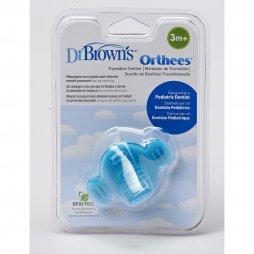 Mordedor Orthees Azul +3 Dr Brown