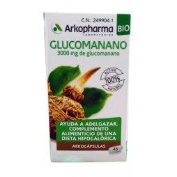 Arkocaps Glucomanano 45 Cápsulas