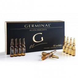 Germinal Acción Inmediata 10 Ampollas