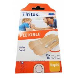 Tiritas Tela Flexible