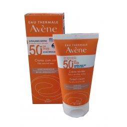 Avene Crema Coloreada SPF50+ 50ml