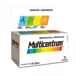 Multicentrum 30 Comprimidos