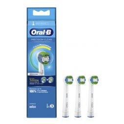 Oral B Recambios Cepillo Electrico Eb-20 Precisión 3uds