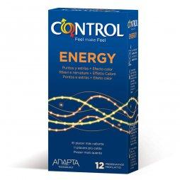 Control Adapta Energy 12ud Efecto Calor