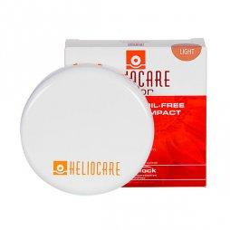 Heliocare Color Compacto Oil Free Light SPF50