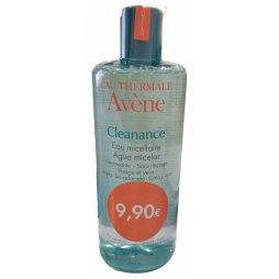 Avene Cleanance Agua Micelar 400ml promo