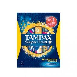 Tampax Compak Pearl Regular 18