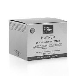 Martiderm Platinum Crema Noche