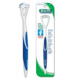 Gum limpiador lingual doble acción