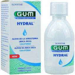 Gum Hydral Colutorio Boca Seca 300ml