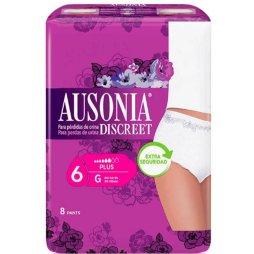 Ausonia Discreet Pants Plus T/ G 8ud