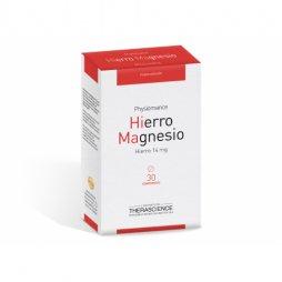 Hierro y Magnesio 30 Comprimidos