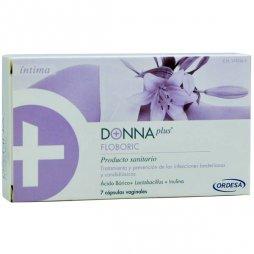 Donnaplus Floboric 7 Cápsulas Vaginales