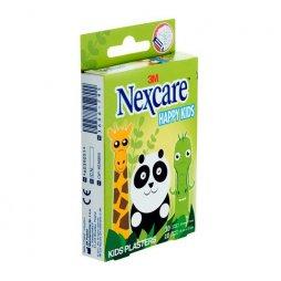 3M Nexcare Tiritas Kids Animales