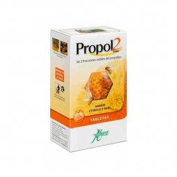 Aboca Propol2 Sabor Cítrico y Miel 30ud