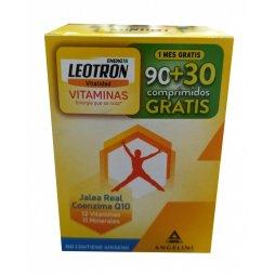 Leotron Vitaminas 90 Comp+30 Gratis