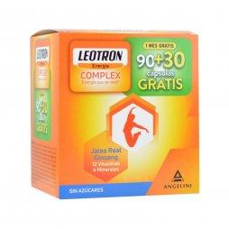 Leotron Complex 90 Capsulas+30 Cap Gratis