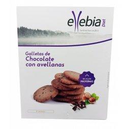 Ellebia Galletas Choco-Avellana 7 Raciones