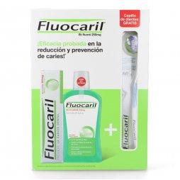 Fluocaril Pasta 125ml+Col 500ml+Cepillo
