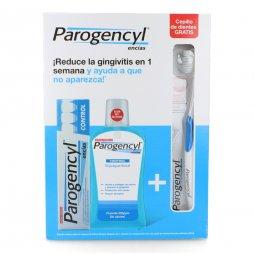 Parogencyl Pasta 125ml+Colutorio 500ml+Cepillo