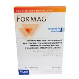 Pileje Formag Magnesio Marino 30 comprimidos