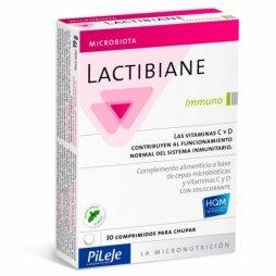 Pileje Lactibiane Inmuno 30 comprimidos