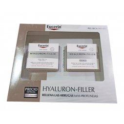Eucerin Cofre Hyaluron Filler Piel Seca 50ml+ Noche