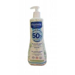 Mustela Duo Gel Suave 500ml 2ª ud 25%