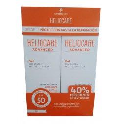 Heliocare Advanced Gel SPF50 200ml 2ud al 40%