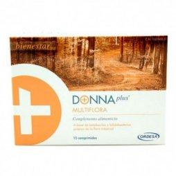 Donnaplus+ Multiflora 15 Comprimidos