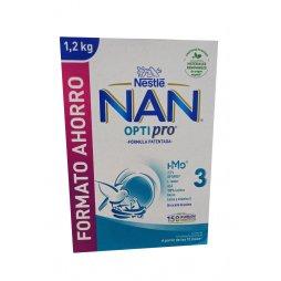 Nestle Nan 3 Optipro Formato Ahorro 1.2 Kg